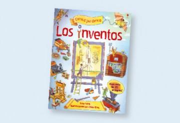 13 LIBROS MARZO 2013- LOS INVENTOS