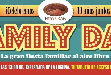 Family Day en Piedra Roja 2013