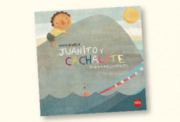 13 libros --juanito y el cachalote