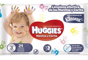 Huggies Manitos y Caritas