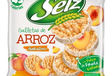 Selz Mini Arroz Durazno