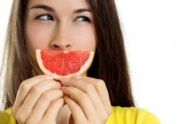 jugo de pomelo