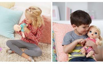 niños jugando con Baby Alive (2)