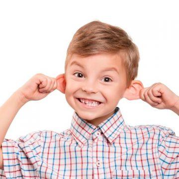 Otoplastía niños