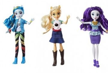 EQUESTRIA GIRLS FASHION DOLLS