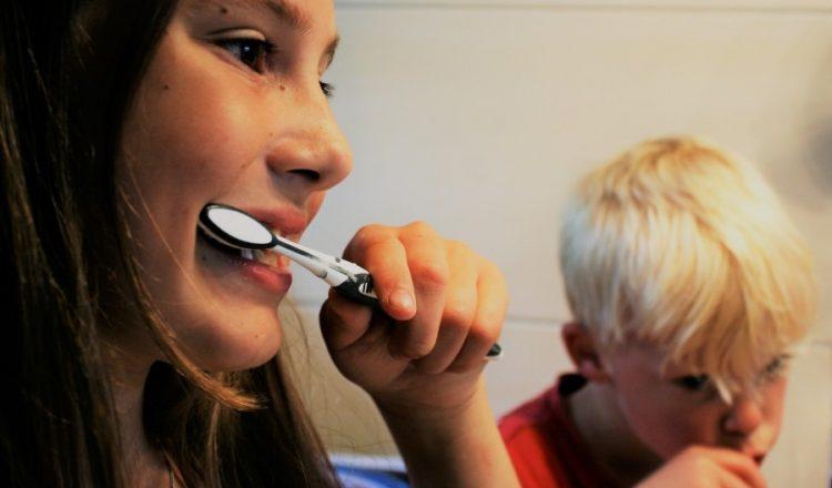 Salud bucal en niños
