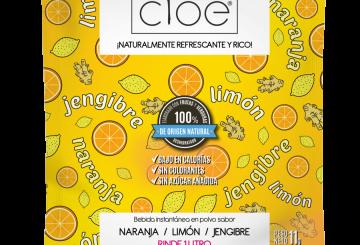 Cloe-Naranja(Sachet)