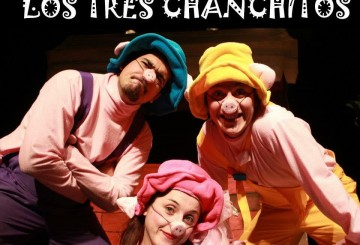 3chanchitos