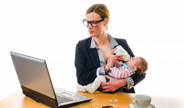 Madre trabajadora 2